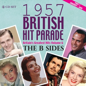 The 1957 British Hit Parade - The B Sides Part 1