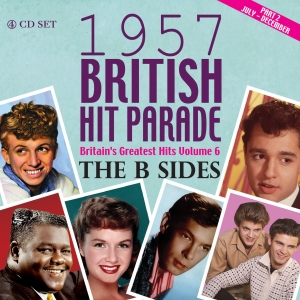 The 1957 British Hit Parade - The B Sides Part 2