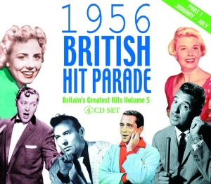 The 1956 British Hit Parade Part 1