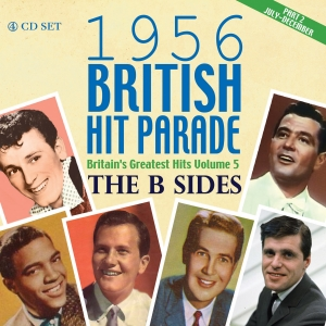 1956 British Hit Parade - The B Sides Part 2 Jul.-Dec.