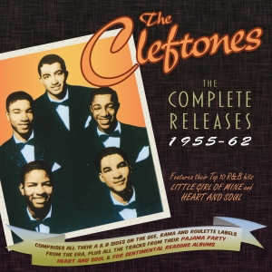 The Cleftones Complete Releases 1955-62