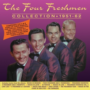 The Four Freshmen Collection 1951-62
