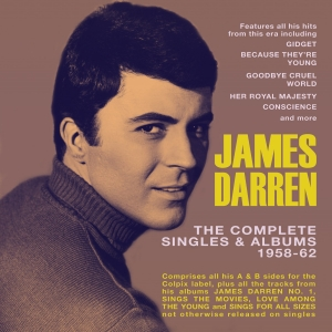 James Darren: The Complete Singles and Albums 1958-62 – Jazz