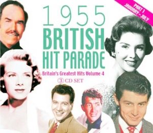 The 1955 British Hit Parade Part 1