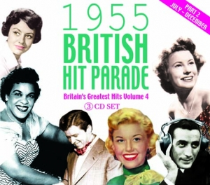 The 1955 British Hit Parade Part 2