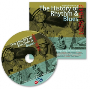 Highlights of the History of Rhythm & Blues Part One 1925-1942