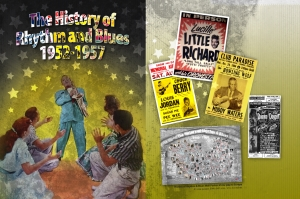 The History of Rhythm & Blues Part Two: 1942 to 1952