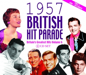 The 1957 British Hit Parade Part 2