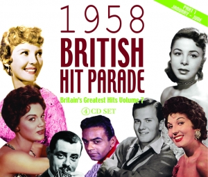 The 1958 British Hit Parade Part 1