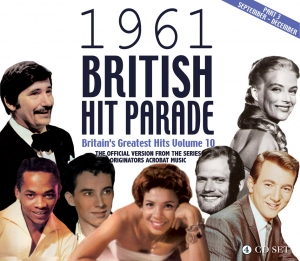 The 1961 British Hit Parade Part 3