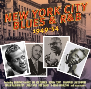 New York City Blues & R&B 1949-54