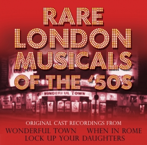 Rare London Musicals of the 50s