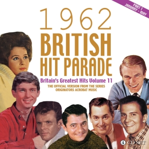 The 1962 British Hit Parade Part 1