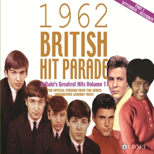 The 1962 British Hit Parade Part 3