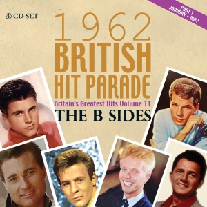 The 1962 British Hit Parade: The B Sides Part 1