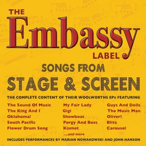 The Embassy Label - Songs From Stage & Screen