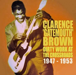Clarence 'Gatemouth' Brown, blues multi-instrumentalist and singer, died on 10th Sept. 2005