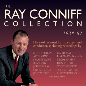 "Acrobat's ""Ray Conniff Collection"" positively reviewed in In Tune Magazine"